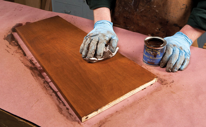 Aw Extra 8 22 13 Cherry Finish For Birch Plywood