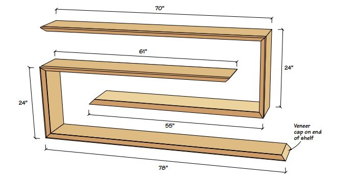 Diy Shelves Tips Techniques Every Woodworker Should Know