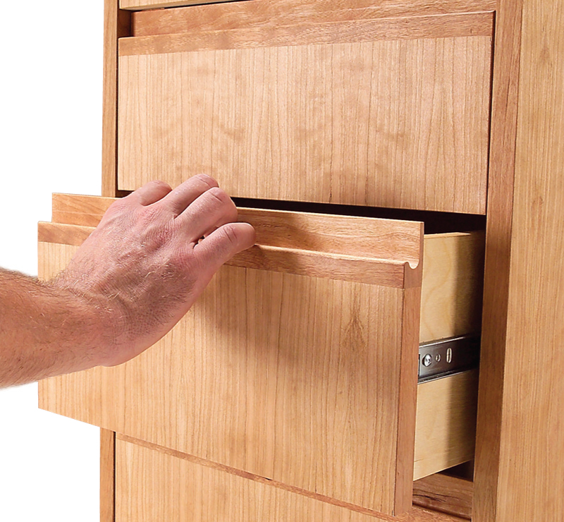 Aw Extra 7 12 12 Router Made Drawer And Door Pulls