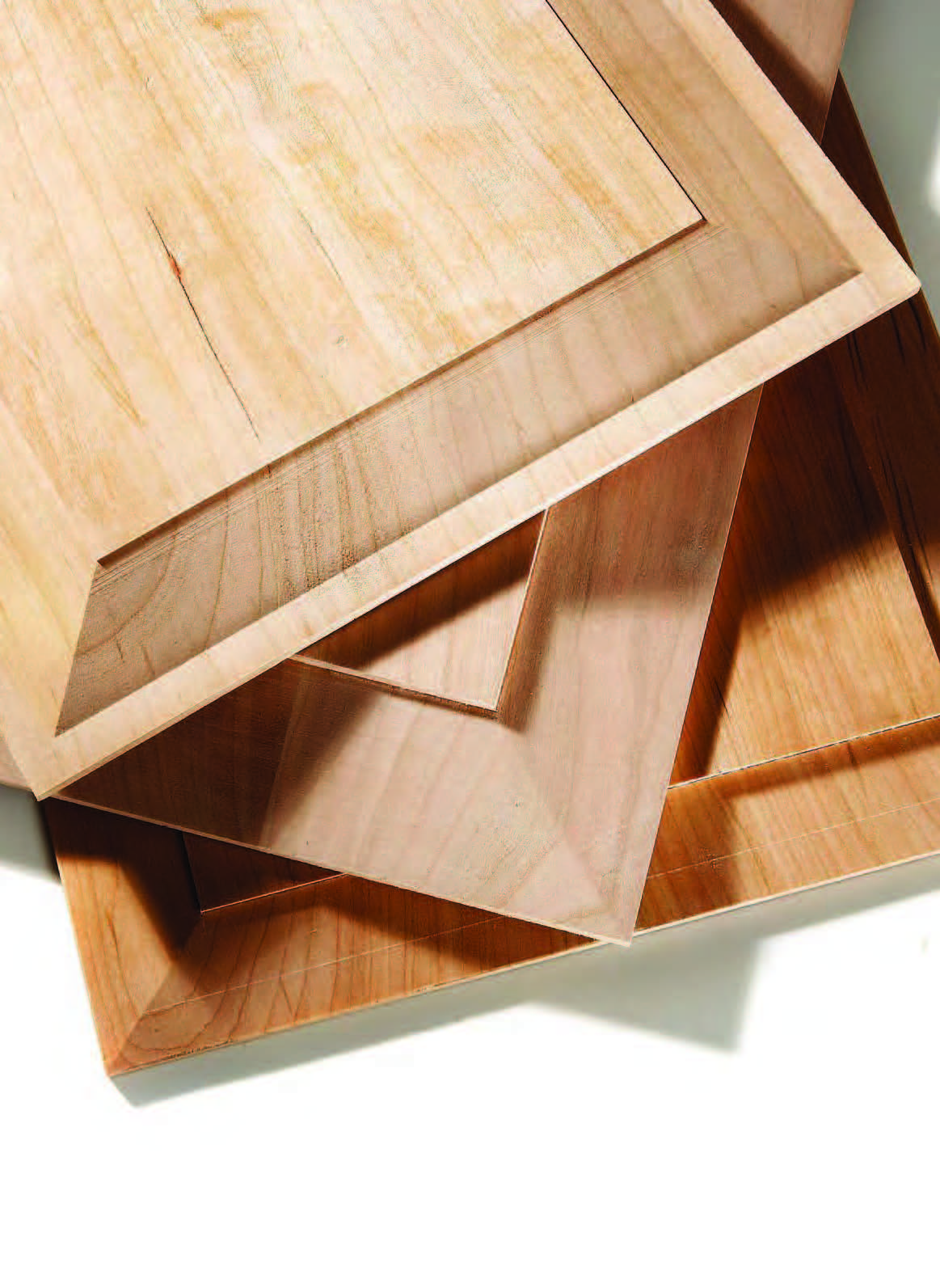 Raised Panel Siding : Ways to make raised panels popular woodworking magazine