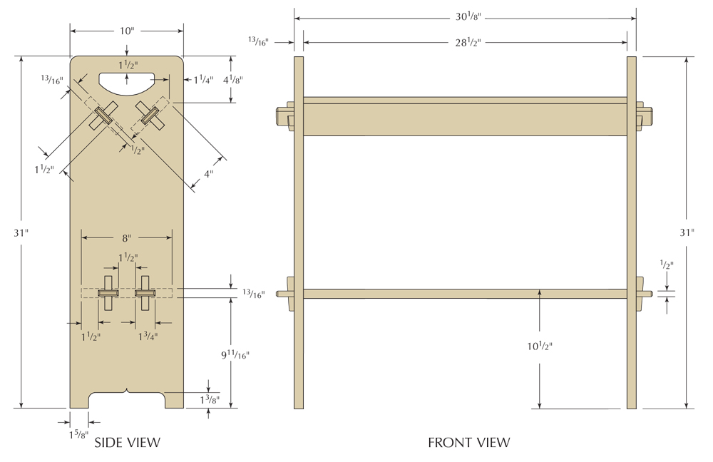 Sketchup Advantage 3d Cutlists For Woodworking Projects Popular