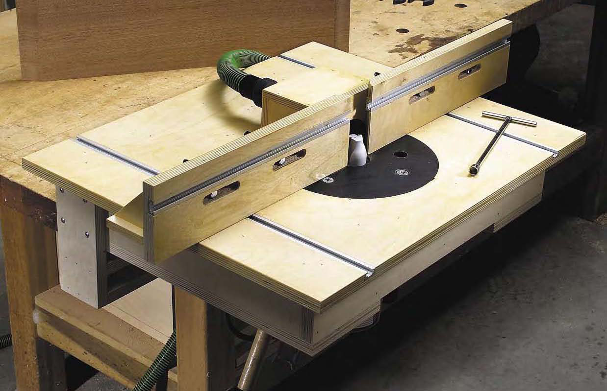 3 Free Diy Router Table Plans Perfect For Any Purpose Popular - Making-router-tables