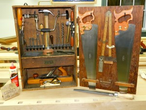 A great set of hand tools for today's shop!