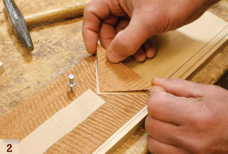 Veneering The Curve Popular Woodworking Magazine