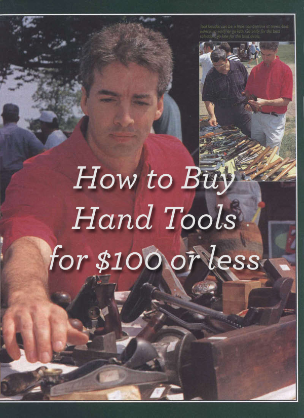 How To Buy Cheap Tools Design A Woodshop Like A Pro Popular